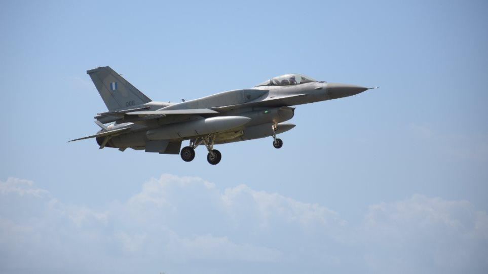 Τη Δευτέρα συνεδριάζει εκ νέου η Επιτροπή Εξοπλιστικών Προγραμμάτων για την αναβάθμιση των F-16