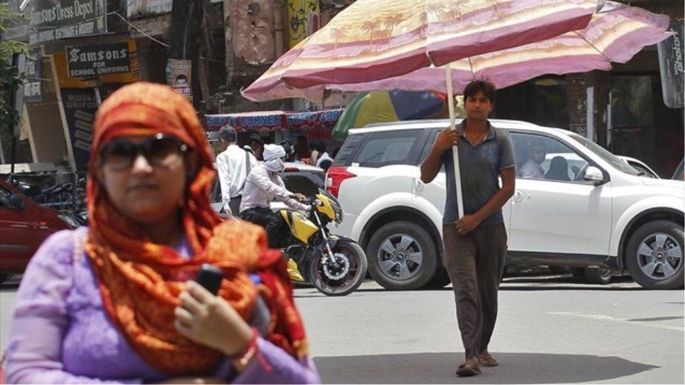 Ινδία: Στους 36 οι νεκροί από το κύμα καύσωνα