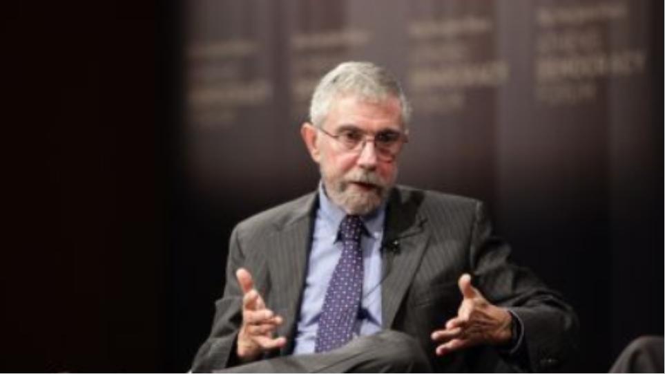 Πιθανή ύφεση στην παγκόσμια οικονομία το 2019 «βλέπει» ο Πολ Κρούγκμαν